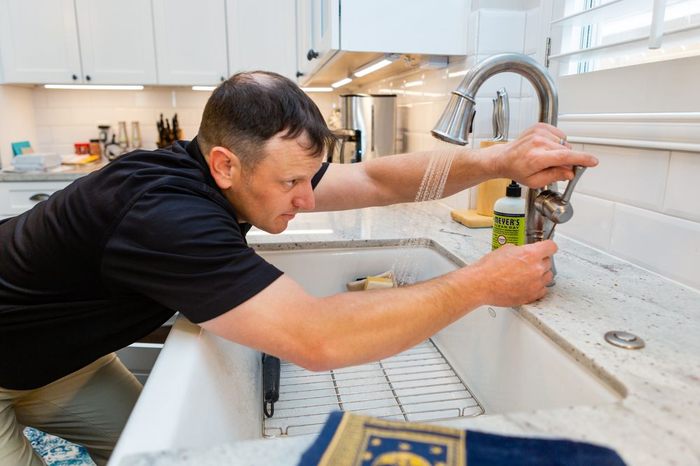 Sugar Land Plumber Mock Plumbing Leak Repairs